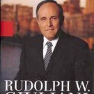 LEADERSHIP  RUDOLPH W. GIULIANI  2002