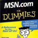 MSN. COM FOR DUMMIES