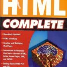 HTML COMPLETE SECOND EDITION 2000