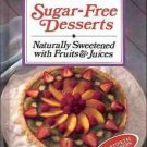 SUGAR FREE DESSERTS NAUTRALLY SWEETENED WITH FRUITS & J