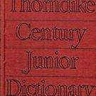 THORNDIKE CENTURY JUNIOR DICTIONARY 1942