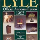 THE LYLE OFFICAL ANTIQUES REVIEW 1993