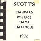 SCOTT'S STANDARD POSTAGE STAMP CATALOGUE 1970