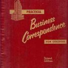 PRACTICAL BUSINESS CORRESPONDENCE FOR COLLEGES