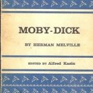 MOBY DICK BY HERMAN MELVILLE   1951
