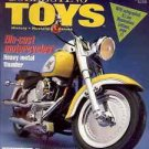 MOTORCYCLES COLLECTING TOYS HISTORY NOSTALGIA VALUES