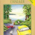 THE FIRST SEATTLE CATALOGUE  1980