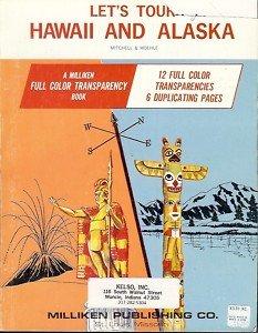 LET'S TOUR HAWAII AND ALASKA 1969