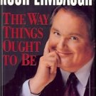 THE WAY THING OUGHT TO BE RUSH LIMBAUGH