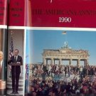 THE AMERICANA ANNUAL LOT OF 2 BOOKS