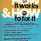 HOW IT WORKS & HOW TO FIX IT CONSUEMR GUIDE  1974