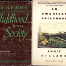 AN AMERICAN CHILDHOO LOT OF 2 BOOK