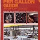 CHILTON'S  MORE MILES PER GALLON GUIDE 2ND EDITION