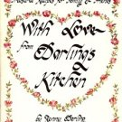 WITH LOVE FROM DALING'S KITCHEN 1982