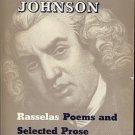 SAMUEL JOHNSON RASSELAS POEMS & SELECTED PROSE BY BERTRAND H. BRONSON 1958