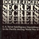 DOUBLE SECRETS U.S. NAVAL INTELLIGENCE OPERATIONS IN THE PACIFIC DURING WWII