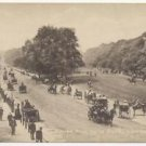 ROTTEN ROW HYDE PARK LONDON RPPC