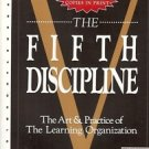THE FIFTH DISCIPLINE THE ART & PRACTICE OF THE LEARNING
