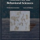 STATISTICS FOR THE BEHAVIORAL SCIENCES BY GRAVETTER & WALLNAU 1985