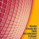 STUDY GUIDE FOR THE ECONOMY TODAY 4TH EDITION 1989