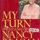MY TURN THE MEMOIRS OF NANCY REAGAN WITH WILLIAM NOVAK 1989