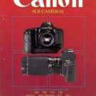 HOW TO SELECT & USE CANON SLR CAMARAS COMPLETE HANDBOOK BY CARL SHIPMAN