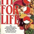 FIT FOR LIFE THE NATURAL BODY CYCLE PERMANENT WEIGHT LOSS PLAN THAT PROVES IT'S