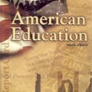 AMERICAN EDUCATION 9TH EDITION JOSEL SPRING