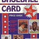 BASEBALL CARD PRICE GUIDE 3RD EDITION 1991