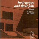INSTRUCTORS AND THEIR JOBS 3thd edition 1975