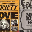 THE MOVIE BUFF'S BOOK  A LOT OF 2 BOOKS