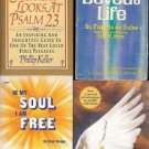 IN MY SOUL I AM FREE A LOT OF 4 BOOKS