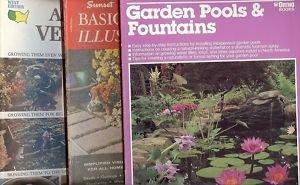 GARDEN & VEGETABLES LOT OF 3 BOOKS