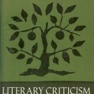 LITERARY CRITICISM PLATO THROUGH JOHNSON BY VERNON HALL