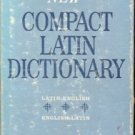 CASSELL'S NEW COMPACT LATIN DICTIONARY