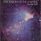 EXPLORATION OF THE UNIVERSE BRIEF EDITION GEORGE ABELL