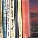 REFLECTIONS IN THE LIGHT LOT OF 11 BOOKS