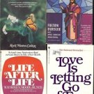LOVE IS LETTING GO OF FEAR A LOT OF 4 BOOKS