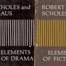 ELEMENTS OF DRAMA  LOT OF 2 BOOKS