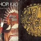 HOPI KACHINAS BY CLARA LEE TAMER & THE MUSEUM OF PRIMITIVE ART LOT OF 2 BOOKS