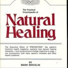 THE PRACTICAL ENCYCLOPEDIA OF NATURAL HEALING  1976