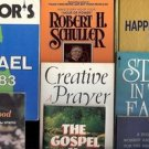 ISREAL 1983 CREATIVE A PRAYER HAPPINESS LOT OF 8 BOOKS
