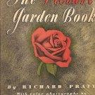 THE PICTURE GARDEN BOOK BY RICHARD PRATT 1942
