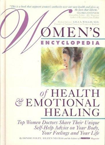 WOMEN'S ENCYCLOPEDIA OF HEALTH & EMOTIONAL HEALINIG