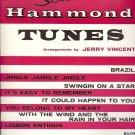 SELECTED HAMMOND TUNES ARRANGEMENTS BY JERRY VINCENT 1942