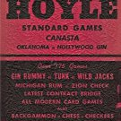 LAIRD & LEE'S HOYLE STANDARD GAMES CANASTA BY PAUL H. SEYMOUR 1950