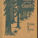 THE VALLY OF THE GIANTS BY PETER B KAYNE 1918
