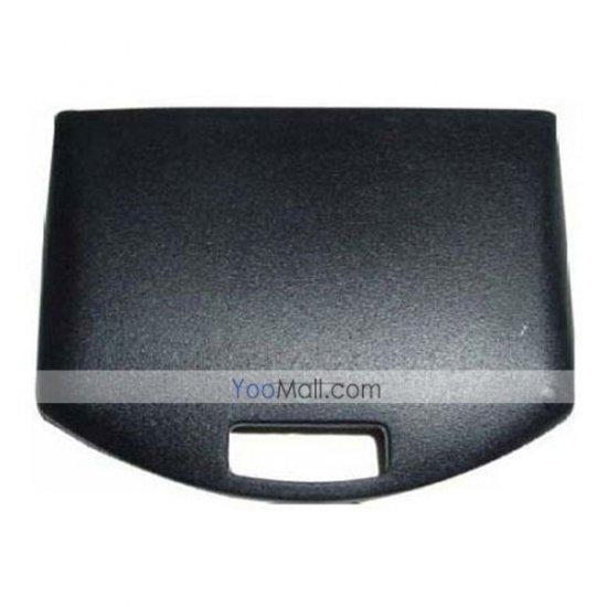 Black Battery Back Cover Case for PSP 1000/Fat