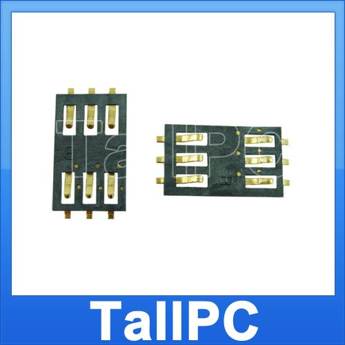 for  Apple Iphone 3G SIM Card Junctor Reader from US