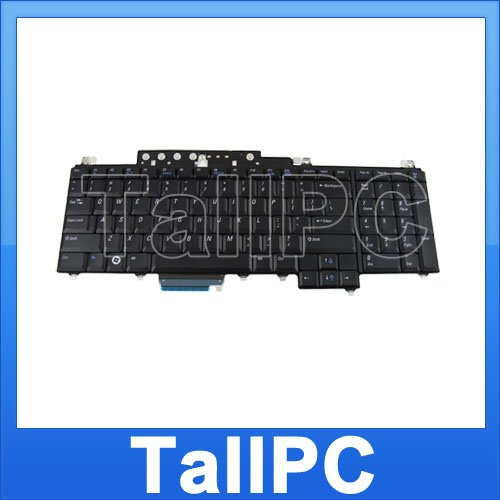 Black Dell Inspiron 1720 1721 DELL vostro 1700 keyboard